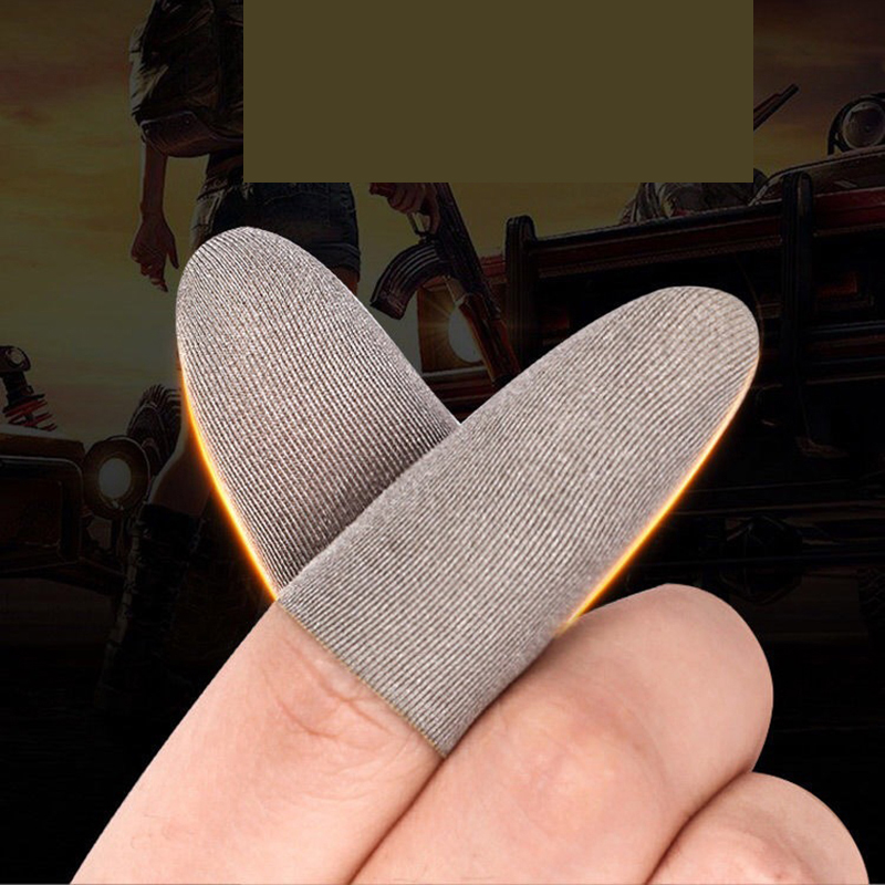 Tablet Touch Screen Gloves For iPhone iPad Android Phone Fingertips Touch Sensitive Sweatproof Non-slip Good For Game image