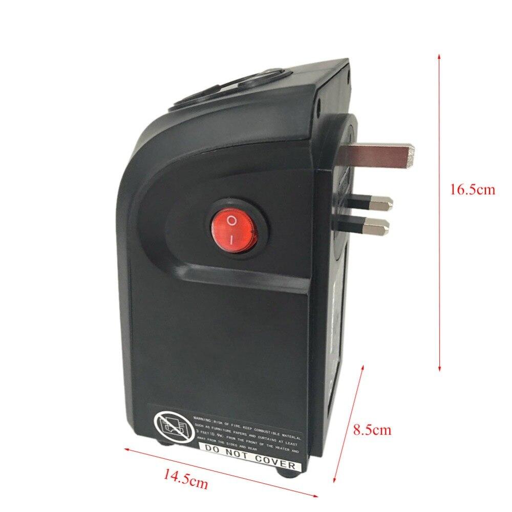 Alloet 400W Electric Heater Mini Fan Heater Desktop Household Wall Handy Heating Stove Radiator Warmer Machine for Winter1