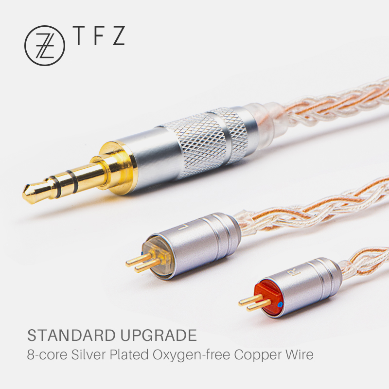 TFZ KING LTD Super Bass Ear hook earbud DJ Wired Hifi Monitor Noise Canceling earphone Without Microphone
