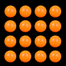 150pcs/lot FoPcc New Material White Yellow Table Tennis Balls Plastic Ping Pong Lottery Sports Accessories
