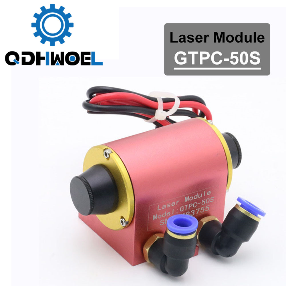 GTPC-50S Diode Pumped Laser Module 50W Beijing Origin For Laser Marking Machine Warranty 1 Year