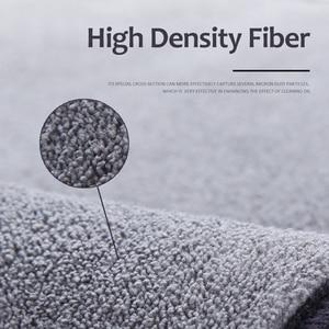 Image 5 - 3/5/10 sztuk 800GSM detale samochodów tkaniny myjnia ręcznik z mikrofibry samochodów ściereczki do czyszczenia osuszania pielęgnacja myjka samochodowa nigdy Scrat 30*30/60
