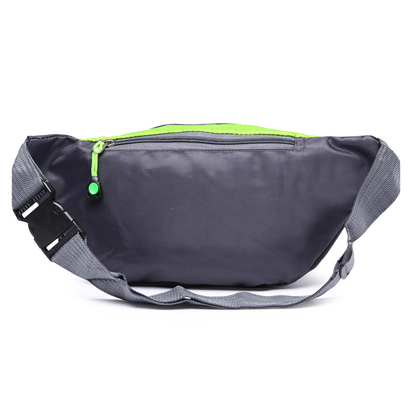 Sports Waist Pack Men And Women-Outdoor Multi-functional Wallet Cash Storage Bag Business Wallet Hiking Body Hugging Mobile Phon