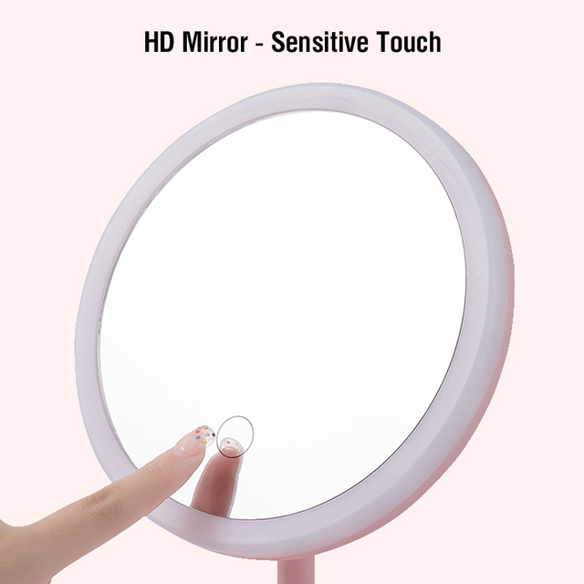 LED mirror lamp, mirror with light 4