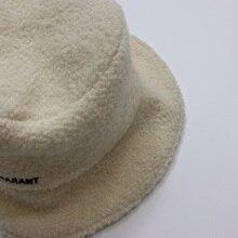 Alpaca Wool Blended women Fisherman Hat casual wild fashion Bucket Hats