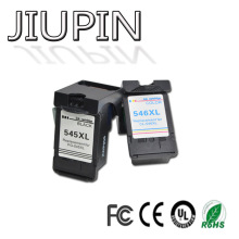 JIUPIN 2Pack PG545 CL546 XL ink cartridges replacement for Canon PG-545 pg 545 CL-546 IP2850 MX495 MG2950 MG2550 MG245