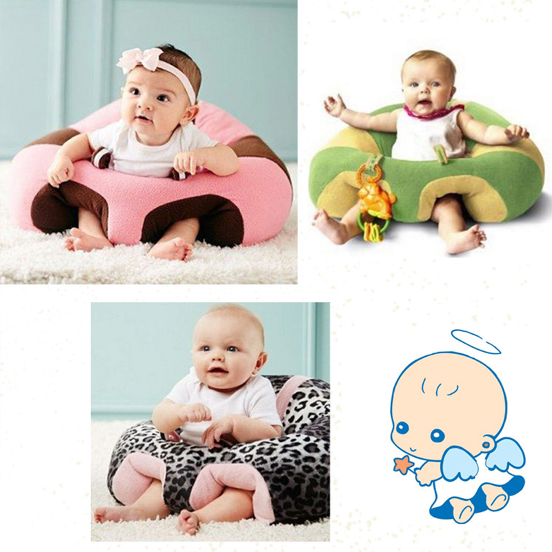 0-12Month Toy Baby Plush Chair For Baby Learn Sit Baby Chair Mat Play Game Mat Sofa Kids Learn Stool Gift For Little Children