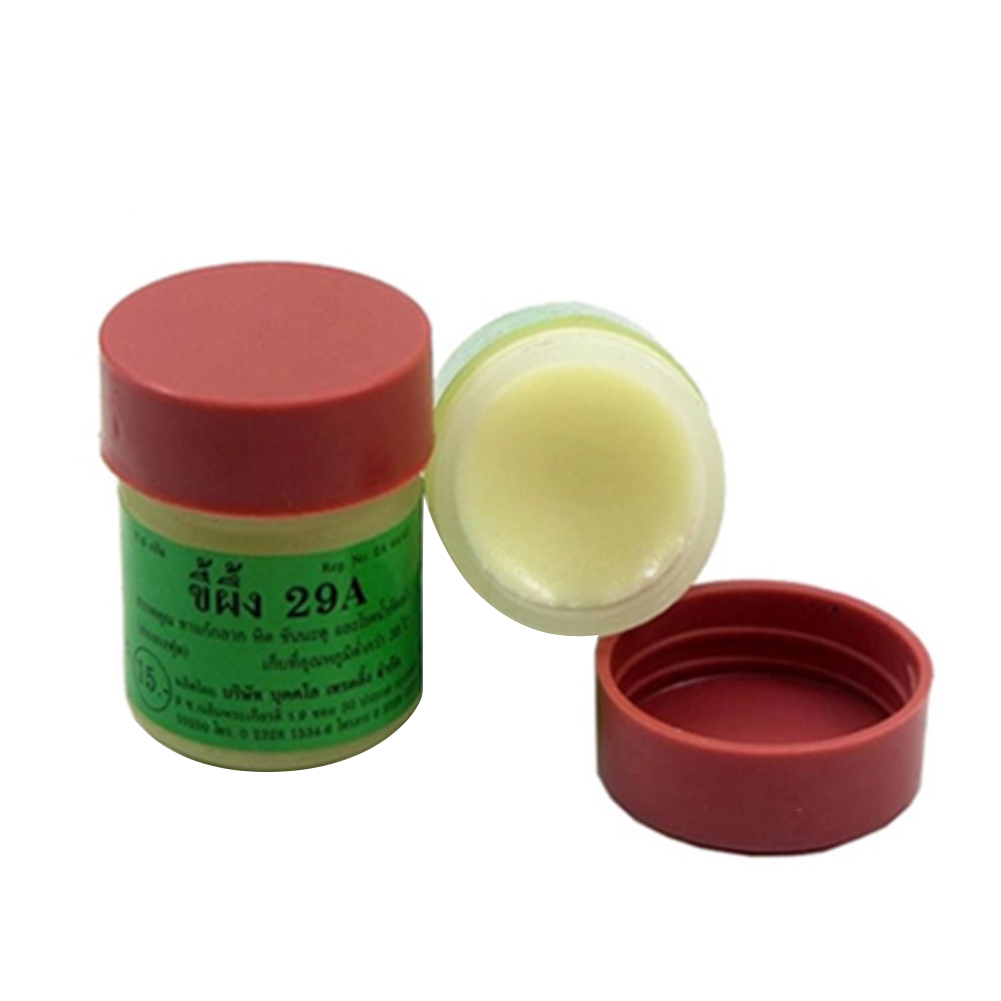29A Antipruritic Eczema Psoriasis Mint Cream And Dermatitis Thailand Rash Ringworm Treatment Ointments Antibacterial Balm