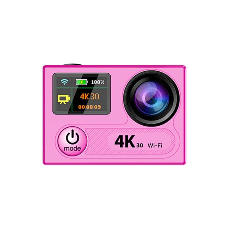 Экшн-камера eken H8 4K 30FPS Ultra HD WiFi 2,0 170D подводный водонепроницаемый шлем видеокамера s Экстрим pSport Cam