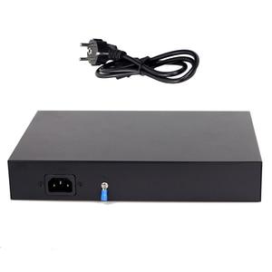 Image 5 - Switch Ethernet, 6 Ports, 10/100 mb/s, 48V, caméra IP IP, 10/802.3 mb/s, pour caméra IP IP, AP Uplink, AP