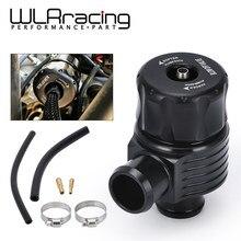 WLR Racing Universal 1,8 T Turbo Umsteller Dump 25mm Blow Off Ventil Aluminium für AUDI A3 S3 A4 A6 a8 S4 TT 1,8 20v TURBO WLR5742BK
