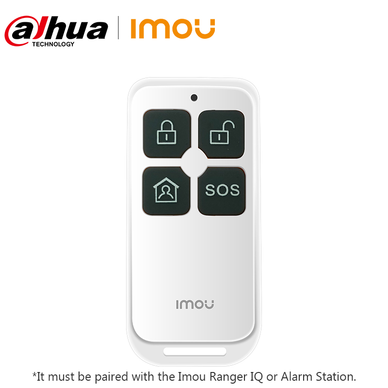 Dahua Imou Smart Wireless 433Mhz 4 Bottons Remote Control Switch Controller For Home Wireless Security Alarm System