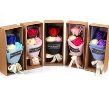 Ароматическая коробка для ванны, лепестки для тела, роза, цветок, мыло, свадебное украшение, подарок, лучший декор, Бабочка, форма, Подарочная коробка, роза, лепесток, подарок