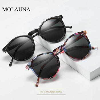 2021 Polarized Sunglasses Men Women Brand Designer Retro Round Sun Glasses Vintage Male Female Goggles Oculos Gafas De Sol UV400