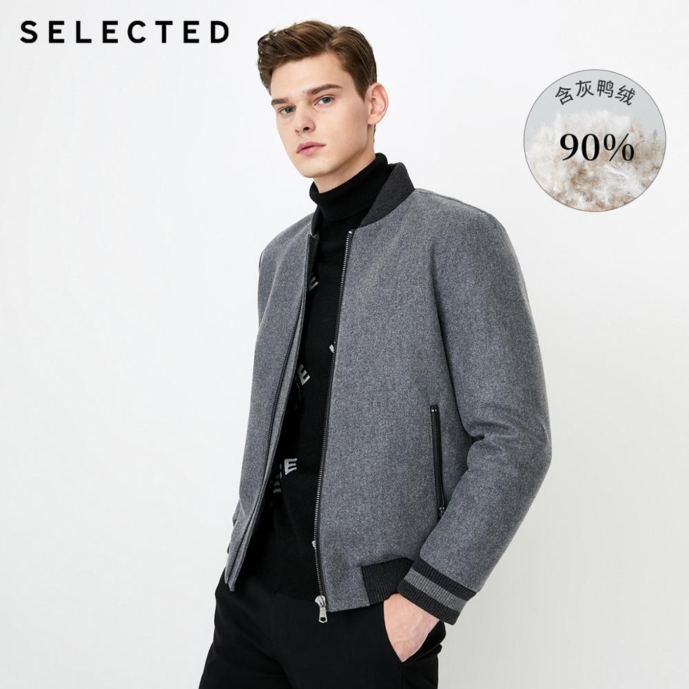 SELECTED Men's Wool-blend Assorted Colors Jacket R|419427538