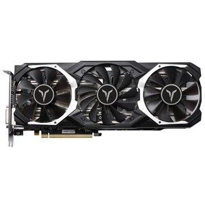 Image 2 - Yeston Radeon RX580 8GB GDDR5 PCI Express x16 3,0 video gaming grafikkarte externe grafikkarte für desktop