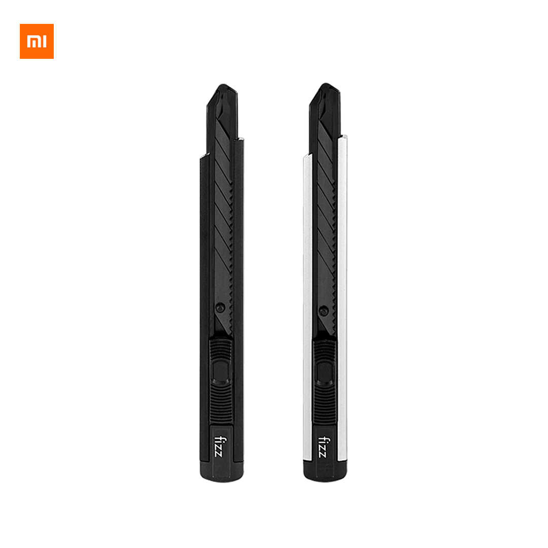 Xiaomi Youpin Fizz Aluminium legierung utility messer Metall klinge self-locking design sharp winkel mit bruch messer cutter