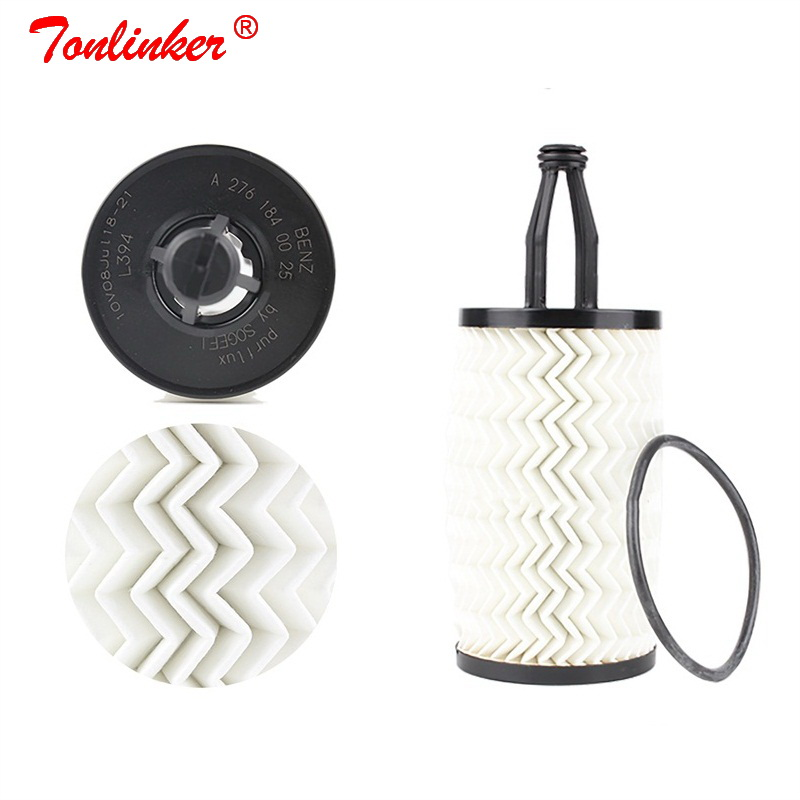 Image 5 - Air Filter+Cabin Filter+Oil Filter 5Pcs For Mercedes C CLASS W205 A205 C205 S205 2014 2019 C43AMG C400 C450 Model Car Filter Set-in Air Filters from Automobiles & Motorcycles