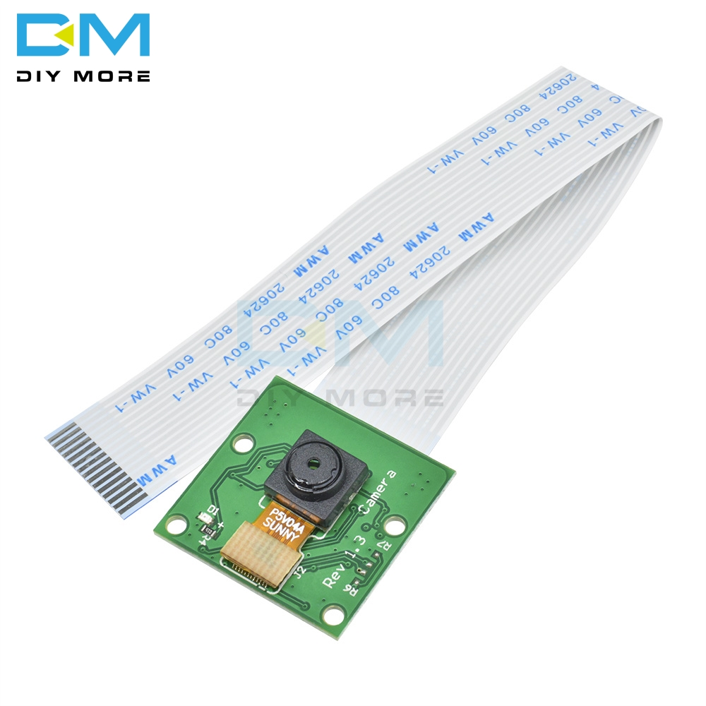 Dla Raspberry Pi 3 B + kamera 5 MP płytka kamery moduł OV5647 kamery internetowej kompatybilny dla Raspberry Pi 3 Model B + Plus/3/2