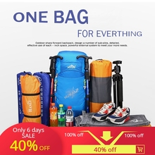 70L mochila tourist backpack trekking hiking backpacks travel mountaineer waterproof camping b