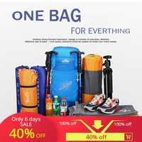 70L mochila touristischen rucksack trekking mochila wandern rucksäcke reise mountaineer rucksack wasserdichte trekking camping tourist b