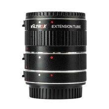Viltrox DG C Macro Extension Tube Lens Adapter AF Auto Focus for Canon EOS 2000D 1500D 850D 77D 60D 5D Mark IV III 7D II 80D