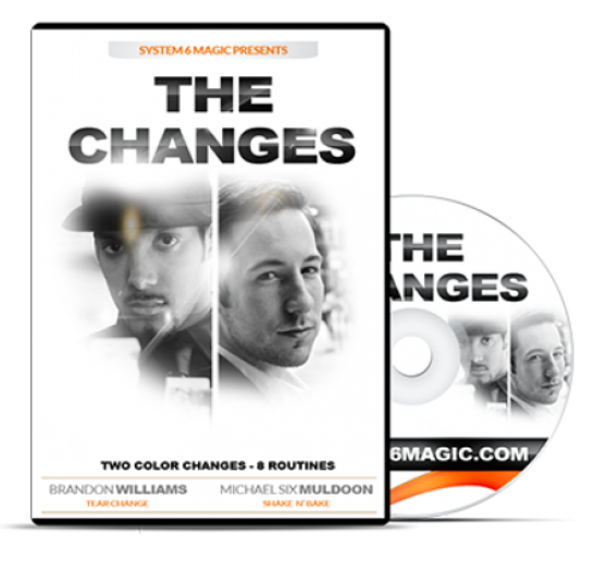 System 6 -The Changes By Michael InchSi X Inch Muldoon & Brandon Williams -MAGIC TRICKS