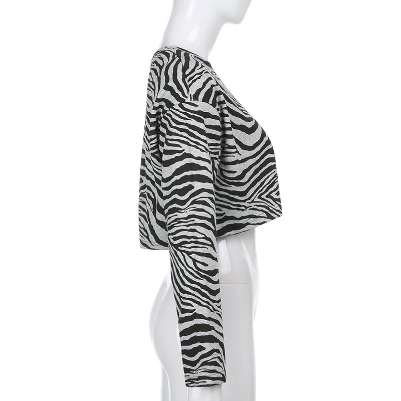 Zebra Sweatshirt (4)