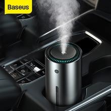 Baseus Car Air Humidifier Aluminium Alloy 300mL With LED Light For Auto Armo Home Office Accessories Car Air Humidifier