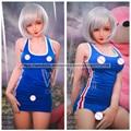 Wmdoll 165cm realista sexo boneca para o homem silicone sexo bonecas anime boneca amor japonês brinquedos adultos com oral anal vagina sexy buraco