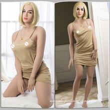 Реалистичные силиконовые секс куклы, 165 см, робот из японского аниме, кукла для оральной любви, реалистичные игрушки для взрослых для мужчин, большая грудь, сексуальная Вагина