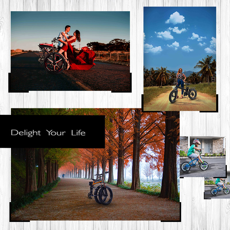 "C6 Best selling 26"" 500W 48V 10AH Lithium Battery E-bike electric bike 1"
