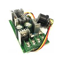 цена на DC Motor Speed Controller Motor 20A Adjuster Speed Governor DC Motor Speed Regulator