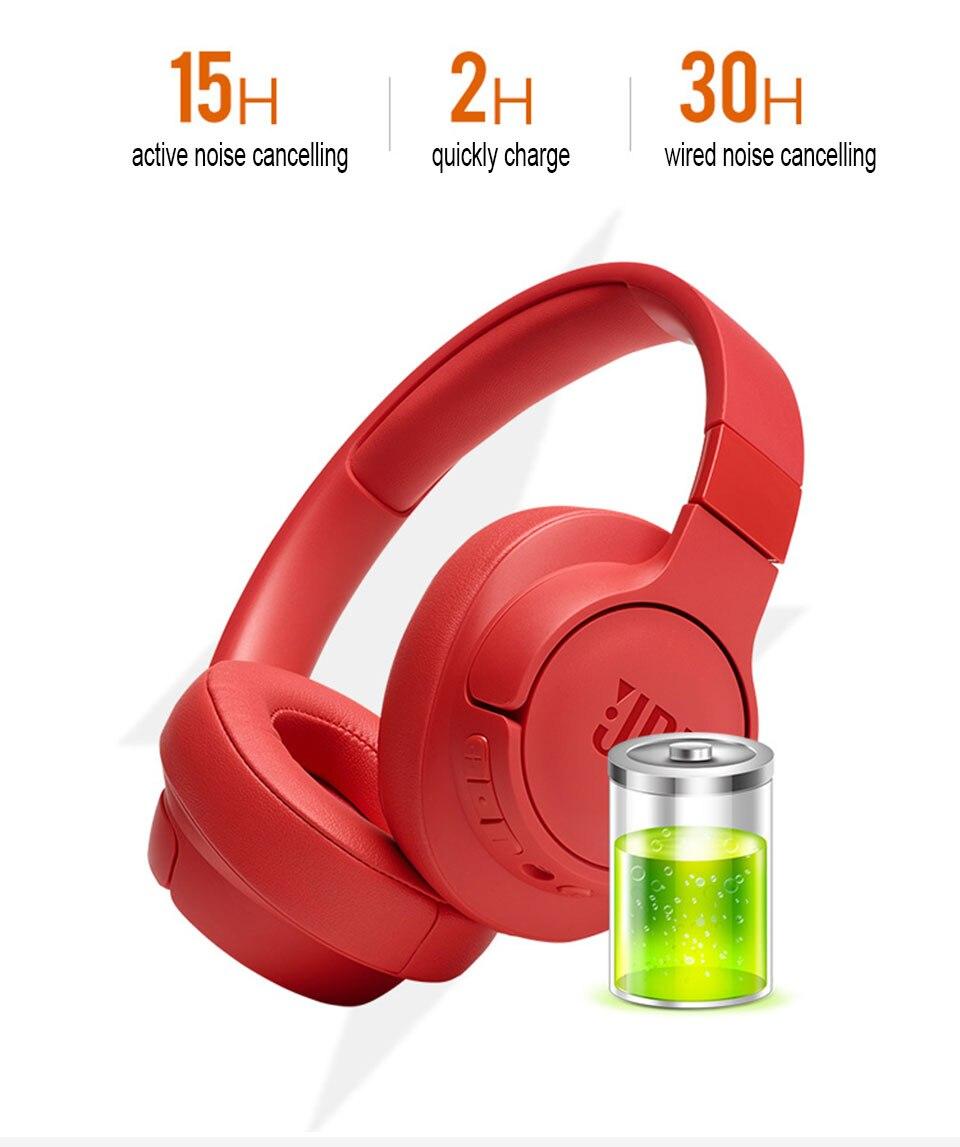 JBL TUNE 750BTNC Wireless ANC Headphones 11