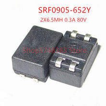 10 шт./лот SRF0905-652Y 652Y CMC 6.5MH 300MA 2LN 5 kohm SMD