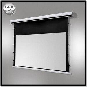Премиум Tab-Tension aффticpro, видео формат 4K/8KUltra HD Электрический Звук Прозрачный перфорированный экран проектора
