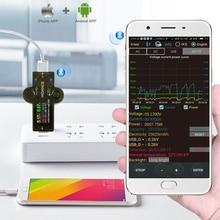 USB 3,0 TFT 13 в 1 USB тестер приложение dc Цифровой вольтметр Амперметр voltimetro power bank детектор напряжения вольтметр Электрический доктор