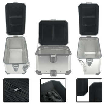 For BMW F850GS R1250GS Adventure R1200GS LC ADV F750GS Luggage Box Container Tail Case Trunk Side Saddlebag Inner Bag Top cover - DISCOUNT ITEM  61 OFF Automobiles & Motorcycles