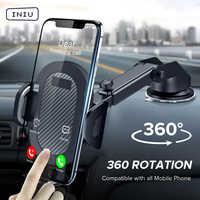 Soporte para teléfono móvil INIU Sucker 360 montaje en soporte para coche sin soporte magnético teléfono móvil Smartphone para iPhone X max Xiaomi