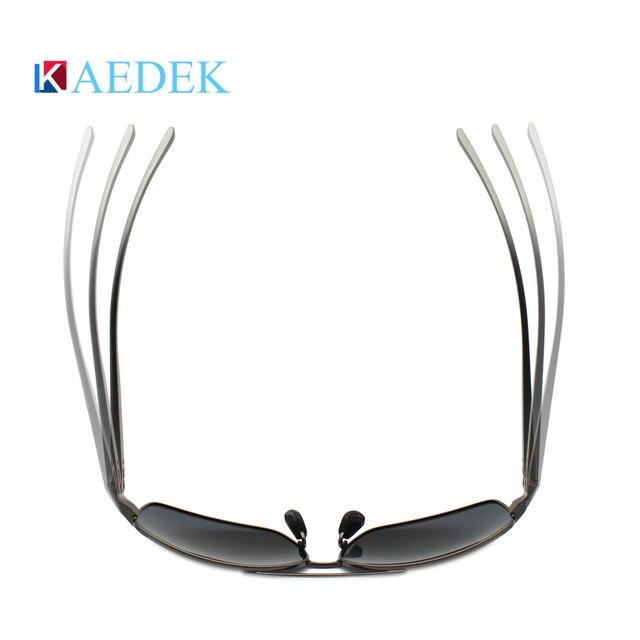 Купить бренд kaedek 2020 мужские алюминиевые солнцезащитные очки поляризационные картинки цена