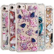 Glitter Case For Coque apple iPhone SE 2020 X XR XS 11 Pro Max 8 7 6S Plus 5 5S ipod touch 6 Soft Silicone Shining Cover E03F