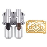 For 03 07 Honda Accord 4 Cyl A Transmission Dual Linear Solenoid 28260 Prp 014 Kits de reconstrução de transmissão     -