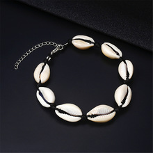 2019 Bileklik Pulseira Feminina The New Seashells Accessories Foot Chain Bracelet Bohemia National Wind Manufacturers Selling