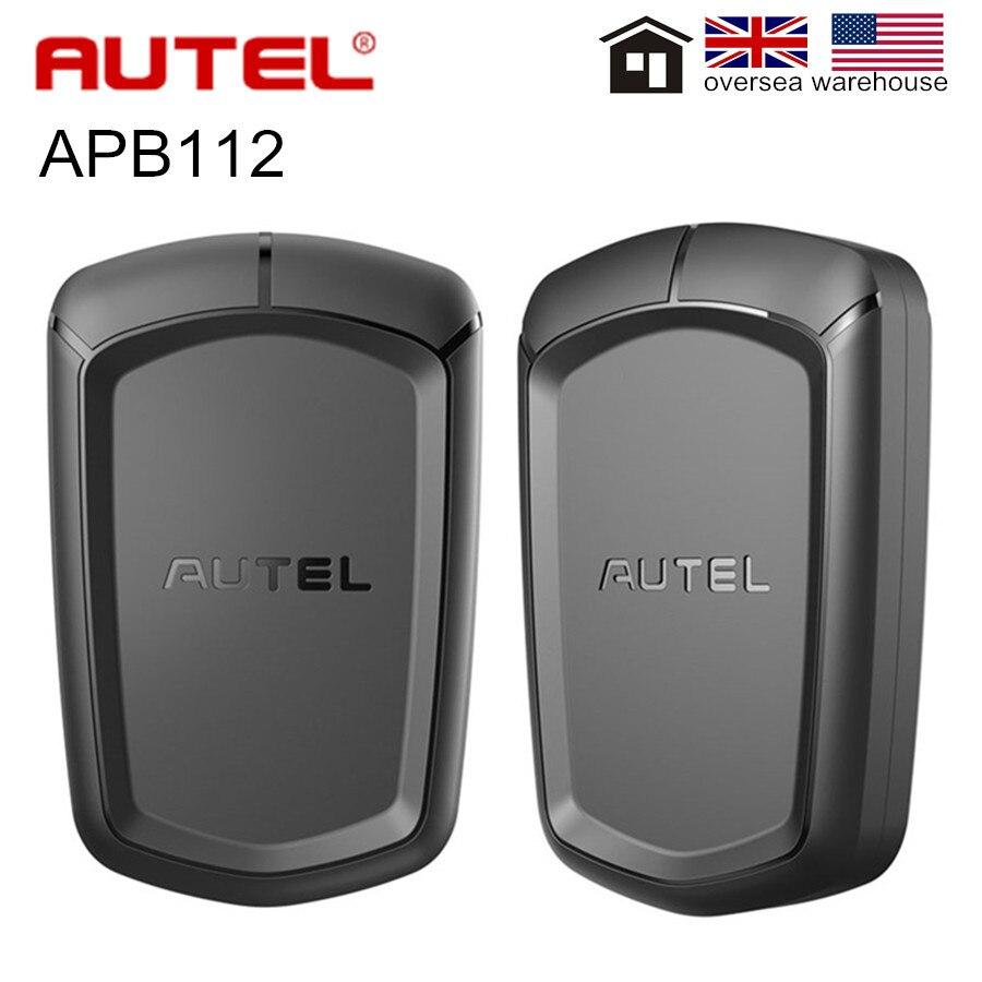 Original AUTEL APB112 Smart Key Simulator Works for Autel MaxiIM IM608/ IM508|Auto Key Programmers| - AliExpress