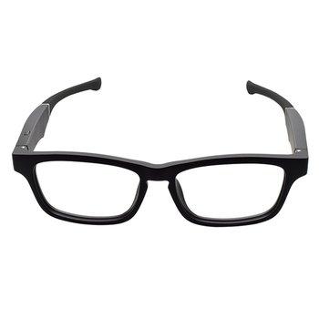 K1 Smart Wireless Headset Glasses 90mAh USB Car Sports Anti-Blu-ray Bone Conduction 5.0 Headphones - discount item  30% OFF Eyewear & Accessories