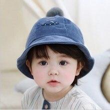 Cute Baby Girl Boy Autumn Winter Home Outdoor Hat Cotton Soft Warm Kid Unisex UFO Print