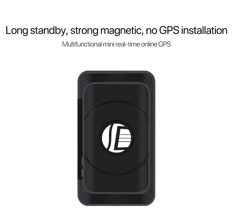 GPS Locator Tracker Micro Positioning Tracker Ultra-Long Standby GPS Motion tracker Smart wearable device