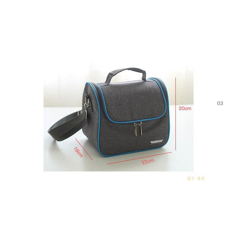 Novo portátil sacos de preservação do calor