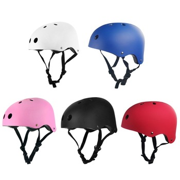 New 3 Size 5 color Round Mountain Bike Helmet Men Sport Accessories Cycling Helmet Capacete Casco Strong Road MTB Bicycle Helmet image