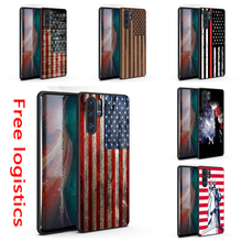 American Flag Wood Phone Case classic New Fashion Black Sotf Silicone TPU For huawei p20 p30Lite p10 p9 p8 series aesthetic vic firth american classic® wood tip 5bb